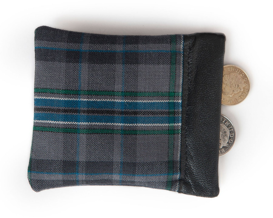 Giants Causeway Tartan Snap Purse