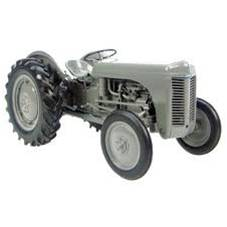 Grey Fergie TE20 Tractor - Collector's Model