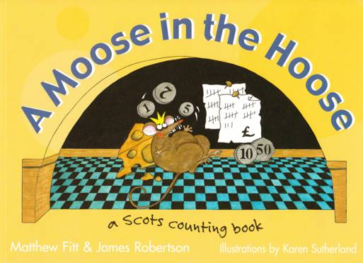 A Moose in the Hoose Book