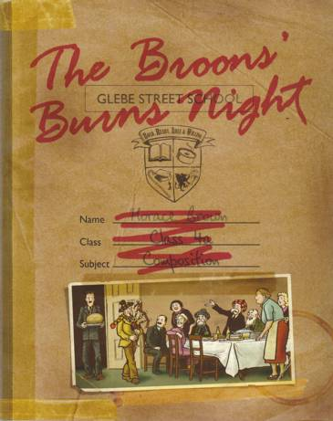 The Broons' Burns Night !