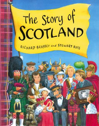 The Story of Scotland Book
