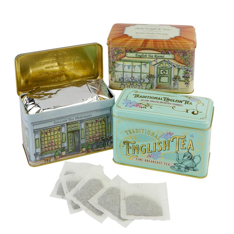 Vintage English Tea Selection Pack
