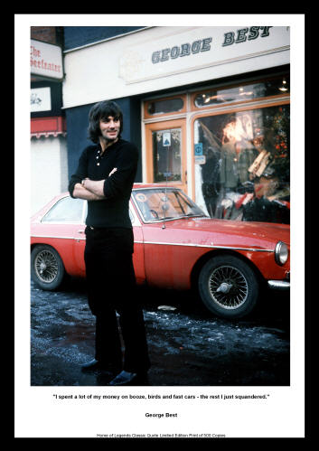 George Best - Classicquote Limited Edition