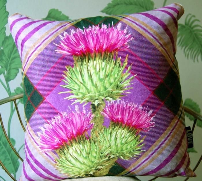 Scottish Cushions